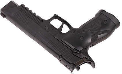 Sig Sauer Airguns X5 P226 Air X-Five Air Pistol Single/Double CO2 .177 Pellet 20 rd Black Steel Frame Black Slide