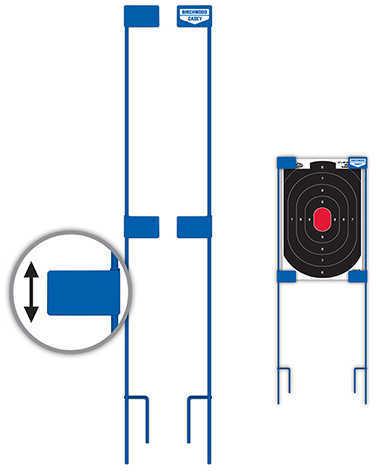 """Birchwood Casey Sharpshooter Target 36"""" Adjustable Target Stakes 49013"""