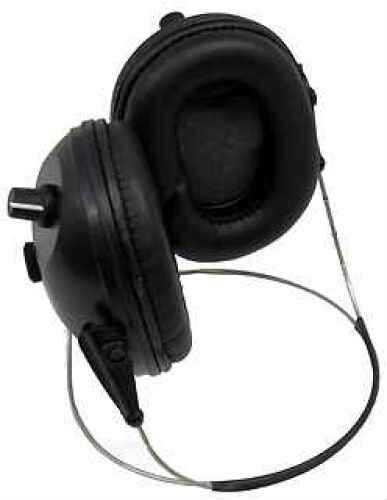 Pro 300 NRR 26 Black Behind Head Md: P300-B-BH-H-Black