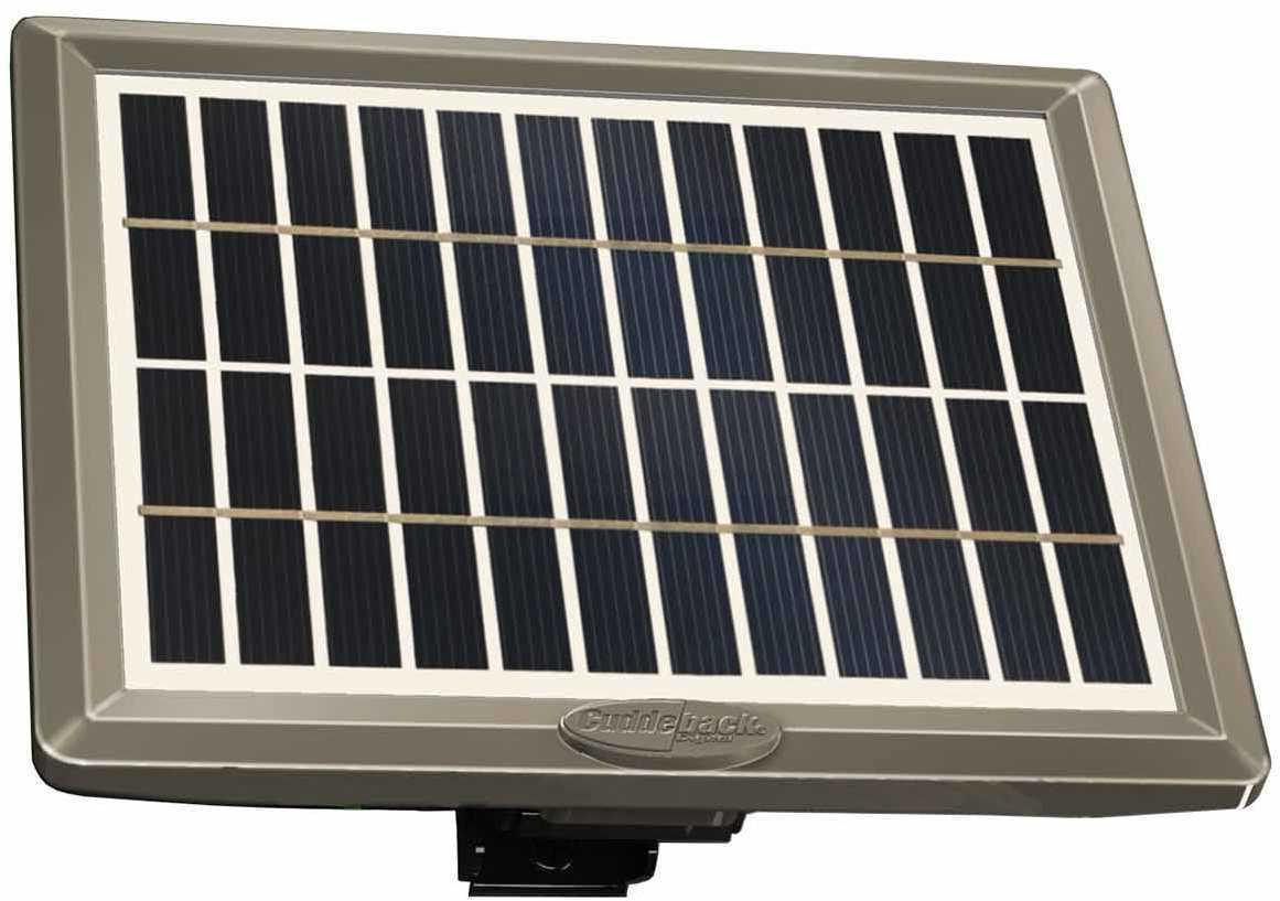 Cuddeback CuddePower Solar Kit  Model: 3501