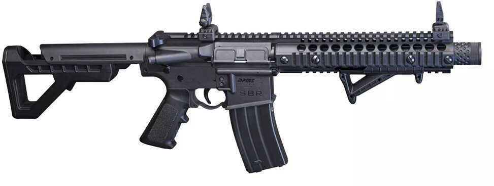 Crosman DPMS SBR Full Auto Air Rifle Model: DSBR