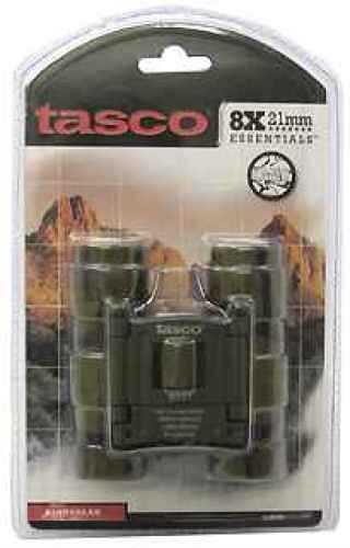 Tasco Essentials Binoculars 8X21mm Brown/Camo Md: 165BCRD