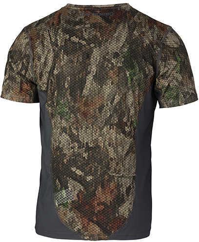 Browning Hell's Canyon Speed Plexus-FM Short Sleeve Mesh Shirt ATACS Tree/Dirt Extreme, X-Large