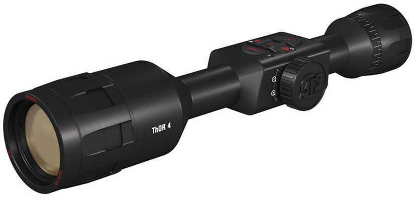 ATN TIWST4384A Thor 4 384 HD Thermal Scope 4 Gen 4.5-18X 6 degrees X 4.7 degrees FOV