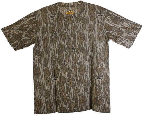 Browning Wasatch-CB Short Sleeve Shirt Mossy Oak Original Bottomlands, X-Large