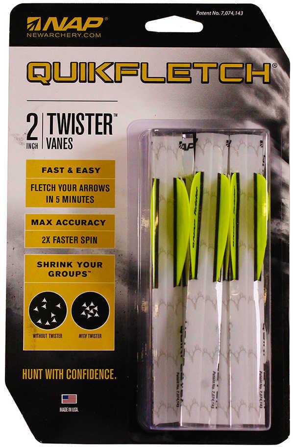 Nap Nap-60-636 QUIKFLETCH 2 Twister - W Y Y 6 Pa
