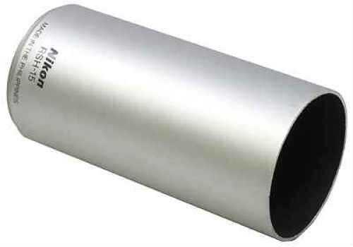 Nikon Monarch Sunshade 42mm Objective, Silver Md: 7164