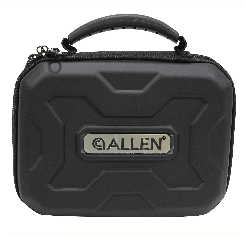 """ALLEN EXO HANDGUN CASE 7"""" BLK"""