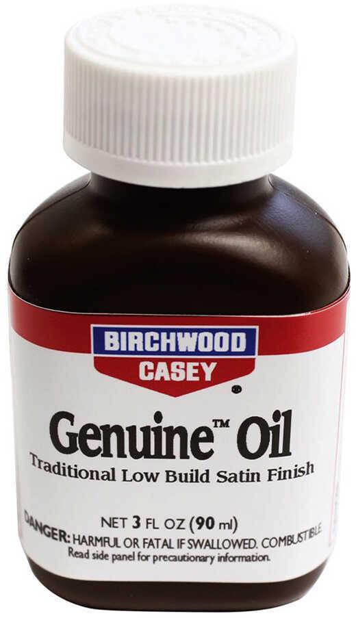 Birchwood Casey Genuine Oil Gun Stock Finish Liquid 3 Ounce Bottle 6 Pack 23225