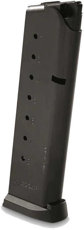 Taurus 358001301 1911 Commander 45 ACP 8 Rd Metal Black Finish