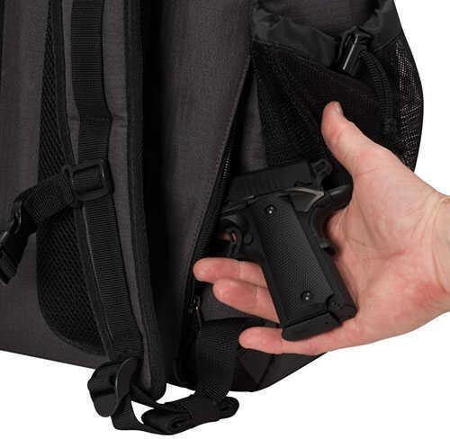 Browning Range Pro Range Bag, Charcoal