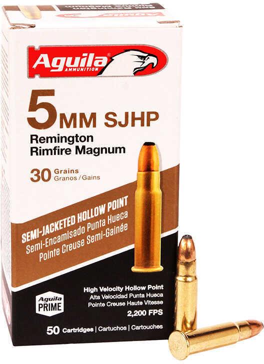 Aguila 5mm HP 30 Grain 50 Box