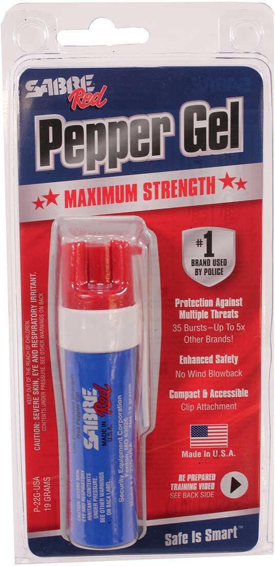 Sabre Pepper Gel Pocket Unit with Clip