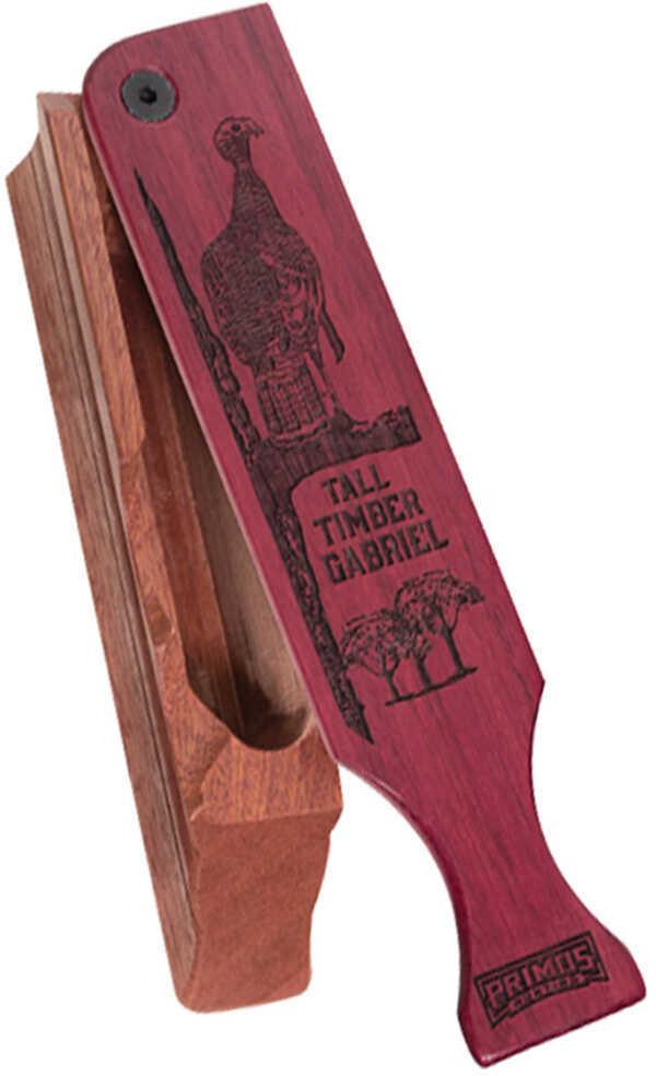 Primos 2915 Tall Timber Gabriel Turkey Pot Call Wood