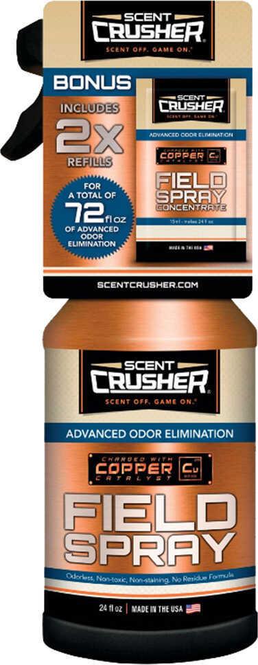 Scent Crusher Field Spray with Bonus Refill 72 oz