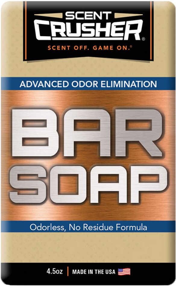 Scent Crusher Bar Soap 4 1/2 oz