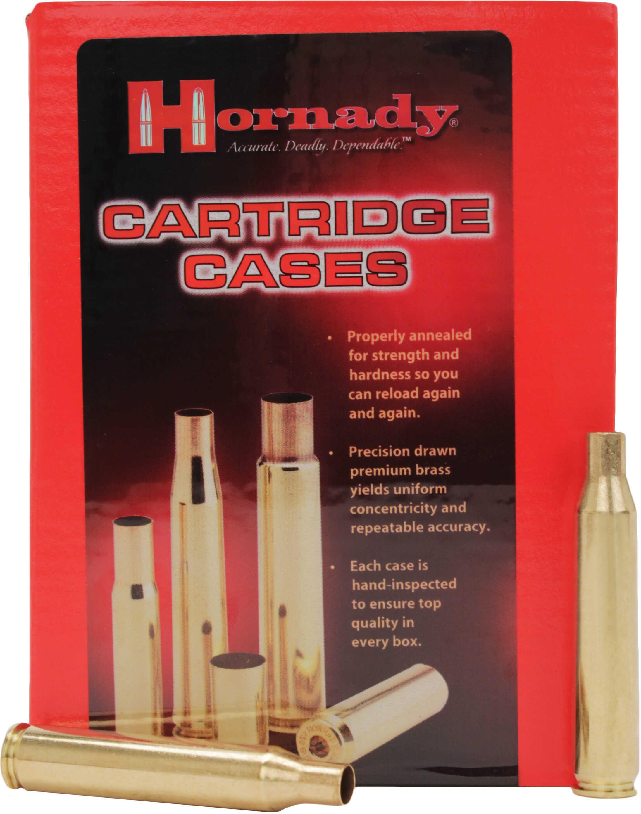 Unprimed Brass By Hornady 25-06 Remington (Per 50) Md: 86251