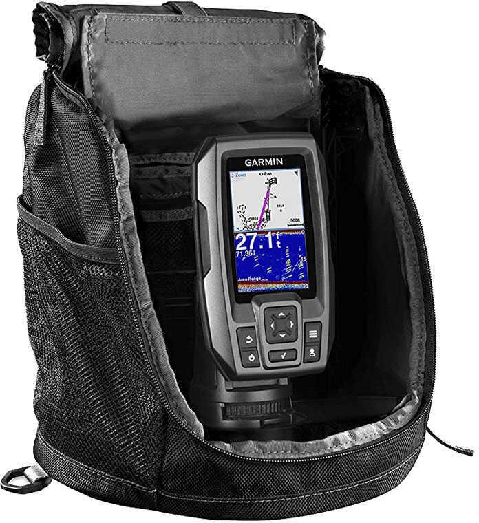 Garmin International Striker 4 Portable Bundle
