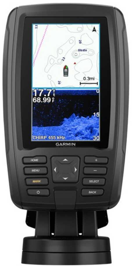 Garmin International ECHOMAP Plus 44cv with GT20 Transducer