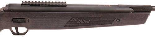 Sig Sauer Airguns AIRASP20 Asp20 Air Rifle With Suppressor Break Open 22 Pellet Black Beech Wood