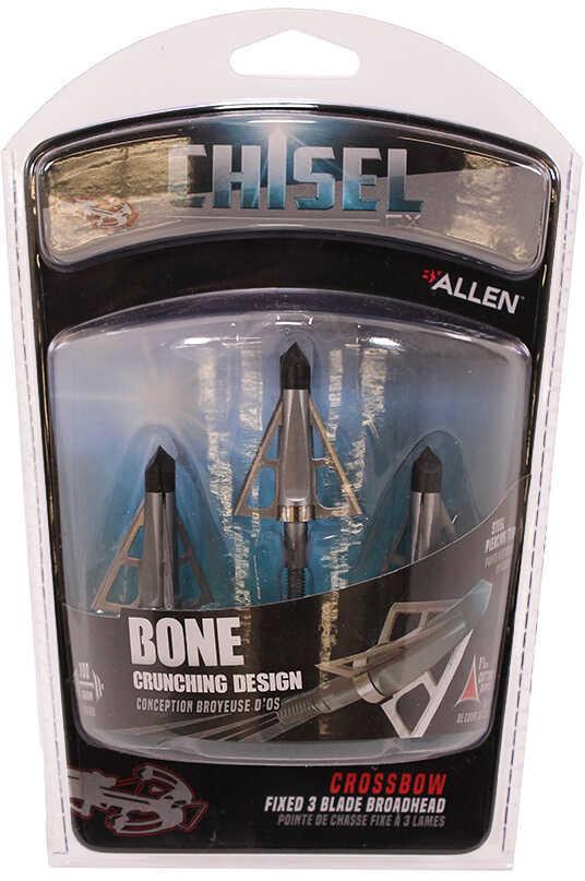 Allen Cases Chisel Crossbow Broadhead 100 Grain