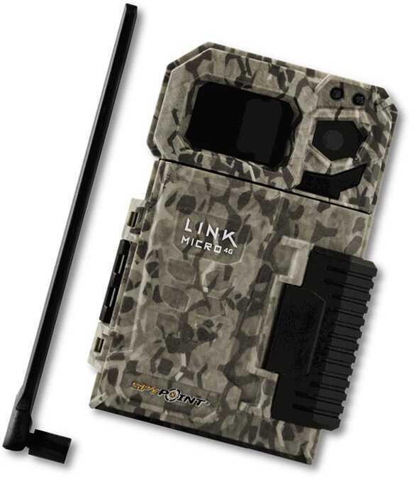Spypoint Link Cellular Link-Micro Verizon Trail Camera 10 MP Camo