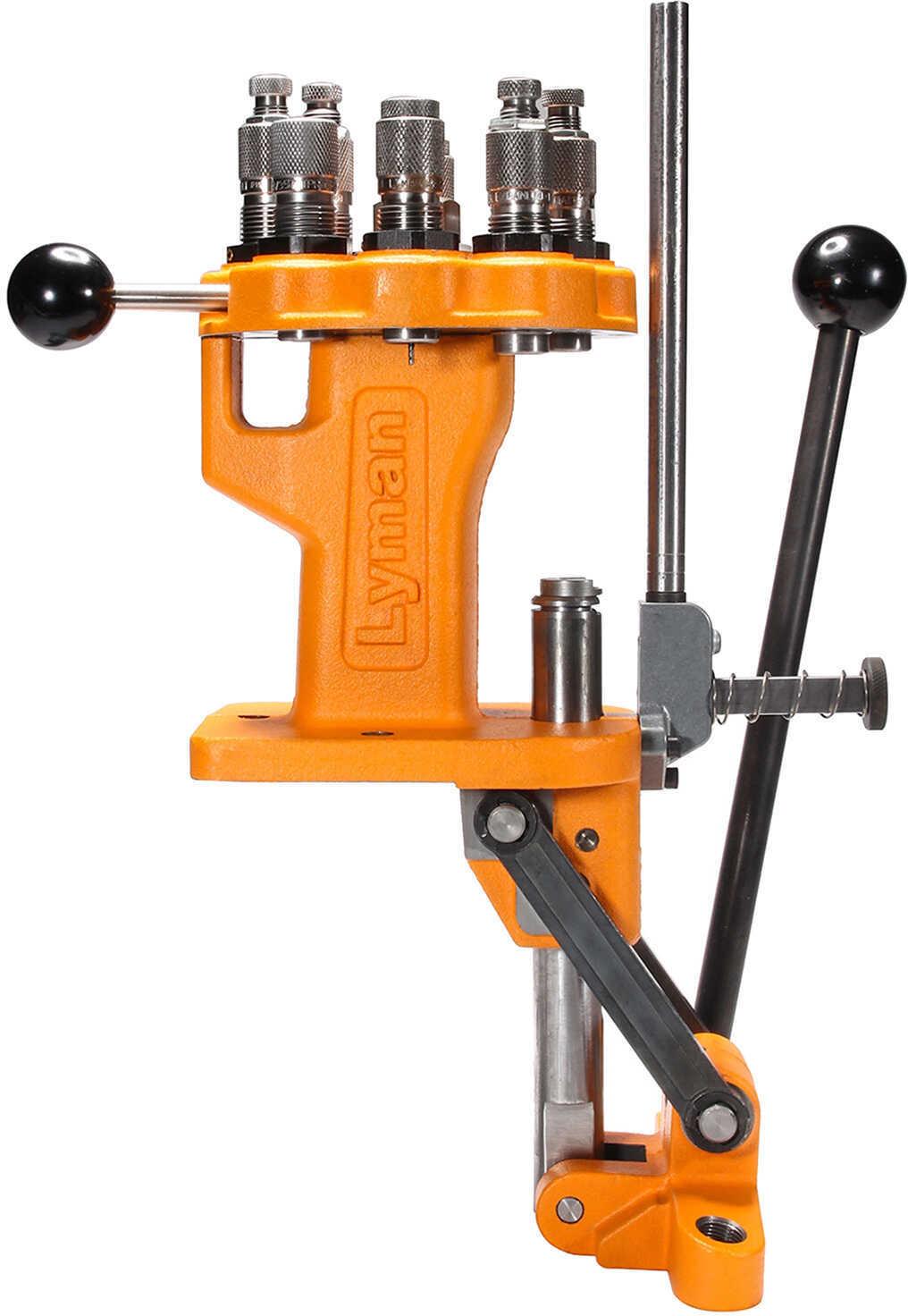 Lyman Brass Smith 8-Station Turret Press