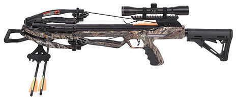 Center Point Crossbow Mercenary 370 Camo 4x32