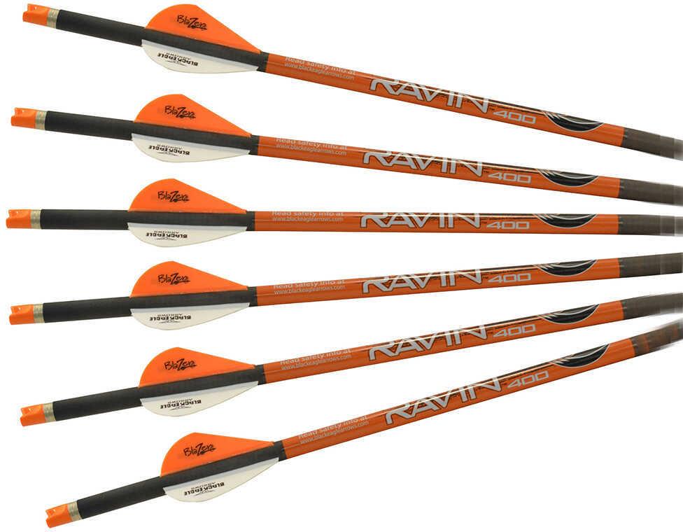 Ravin Arrows Carbon 400 Grain 6 Pack