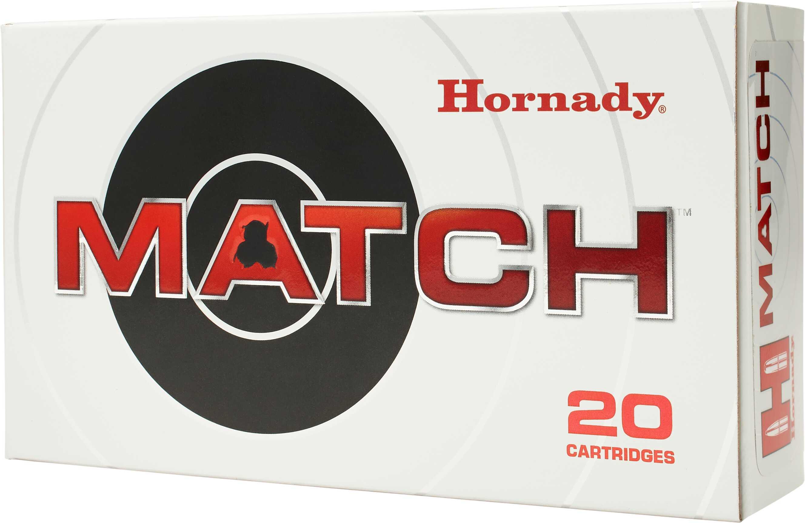 Hornady Match 223Rem 73Gr E ELD 20/10