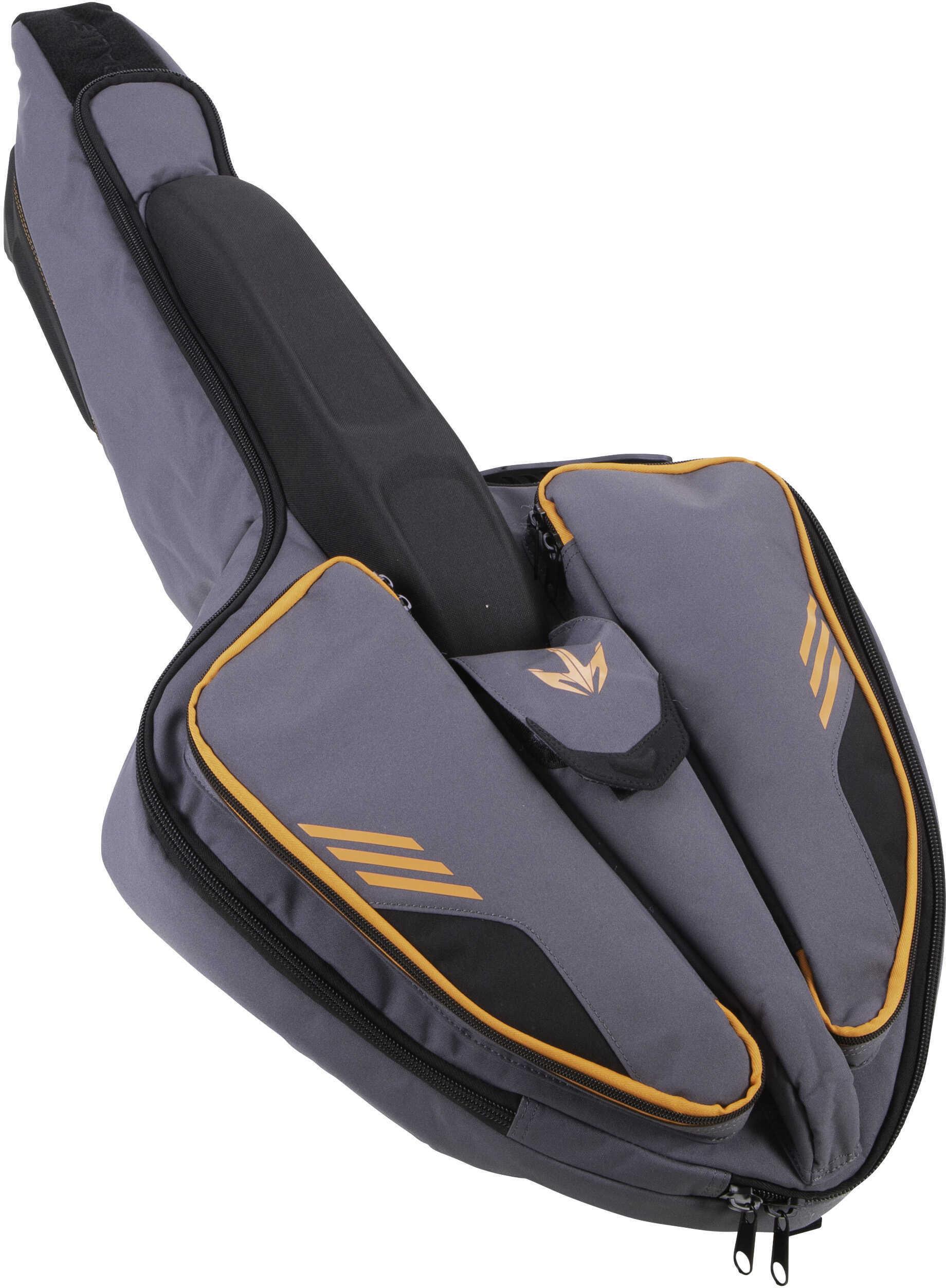 Allen Cases Hornet N1 Edge Crossbow Case (Gray/Orange)