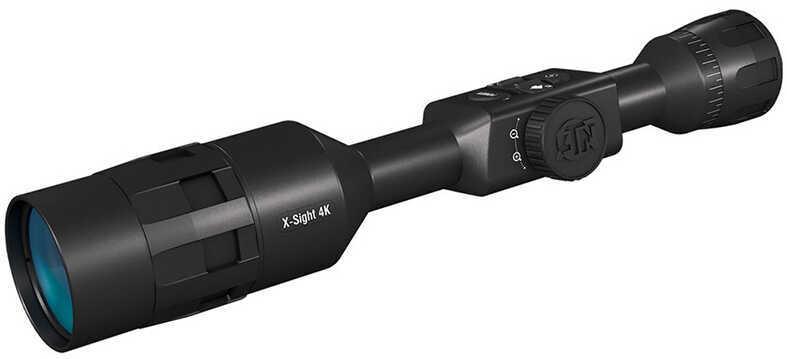 ATN X Sight II Smart HD 4K BH Rifle Scope 5-20X