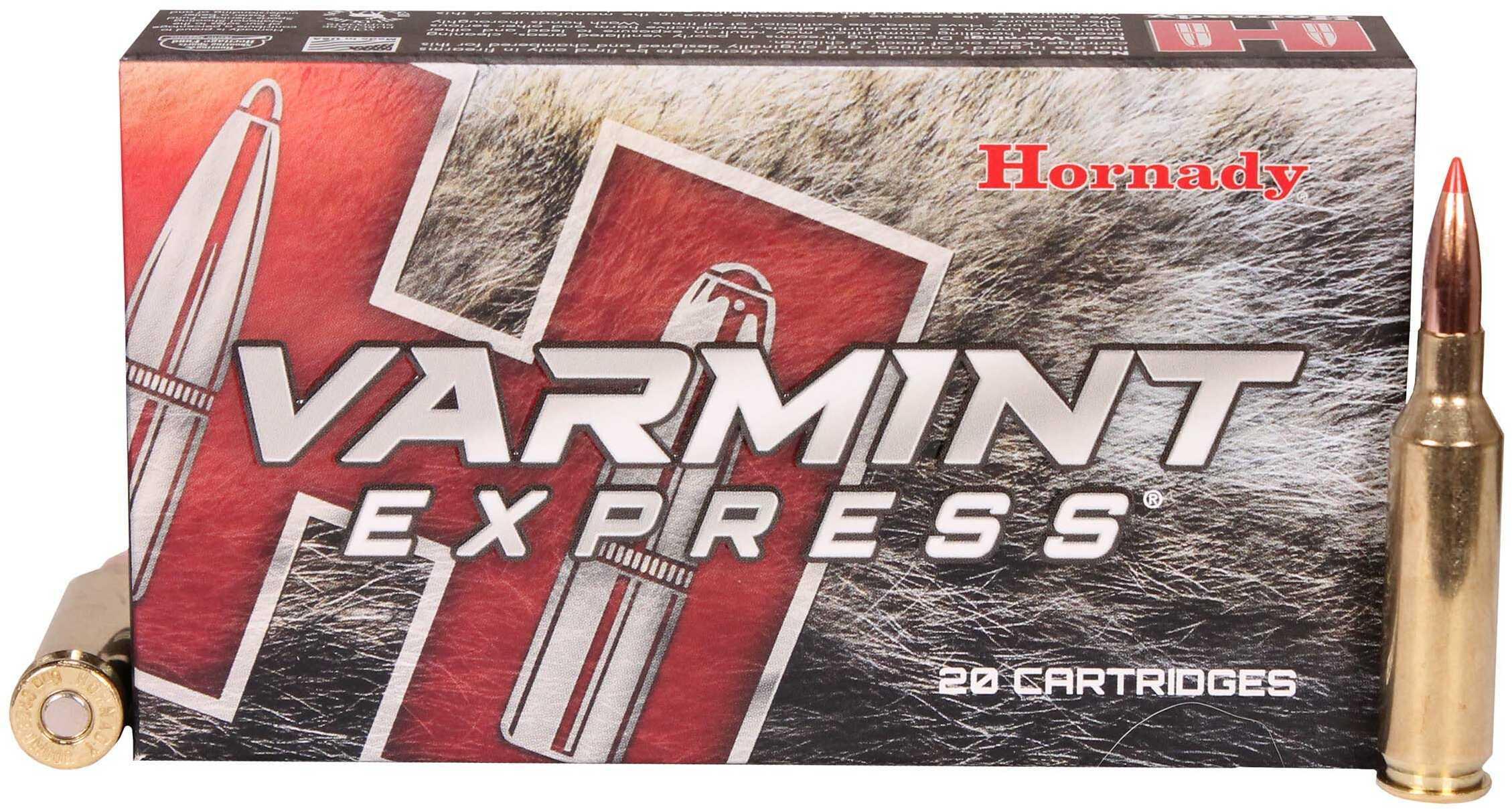 Varmint Express 6MMCREED 87Gr V-Max 20/10