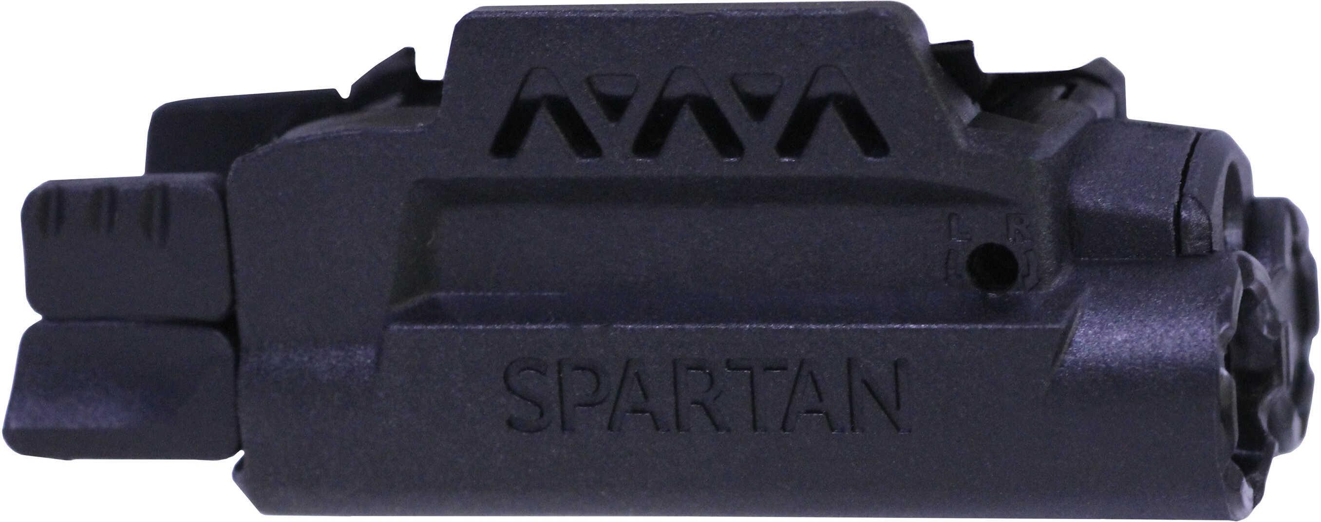 LM Spartan Rail Mount Laser/Light Combo Green