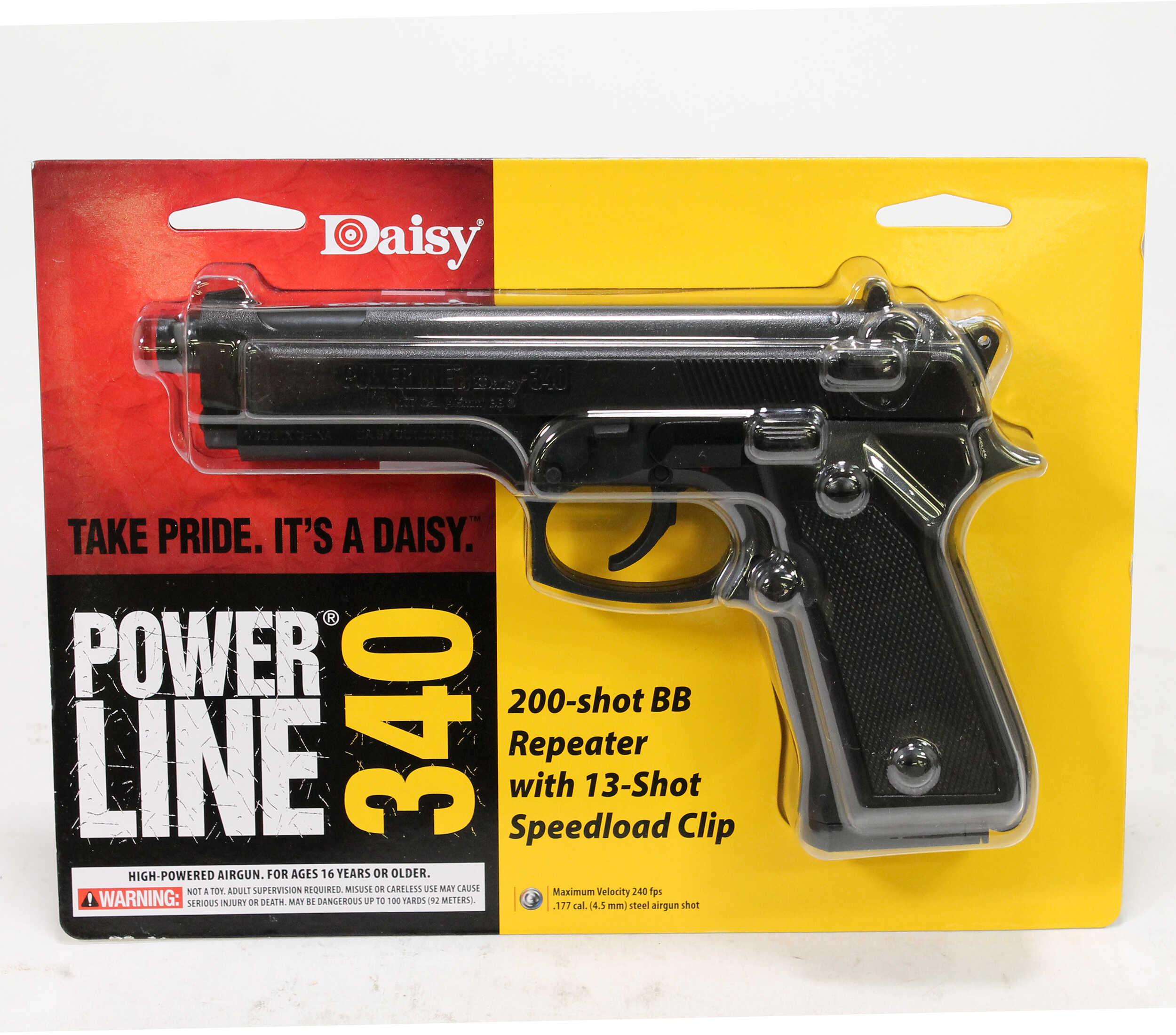 Daisy 340 Air Pistol