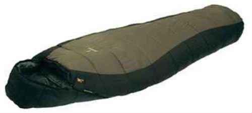 Browning Yellowstone +20° Clay/Black Regular Sleeping Bag Md: 4811017