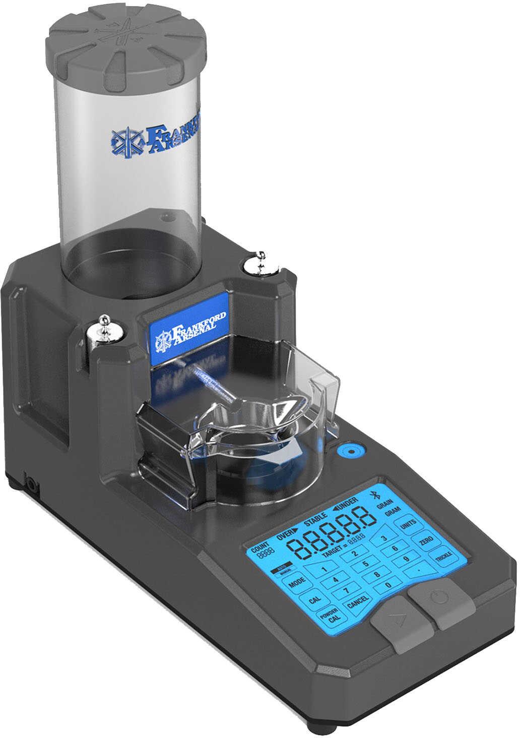 Frankford Arsenal 1082250 Platinum Intellidropper Powder Measure