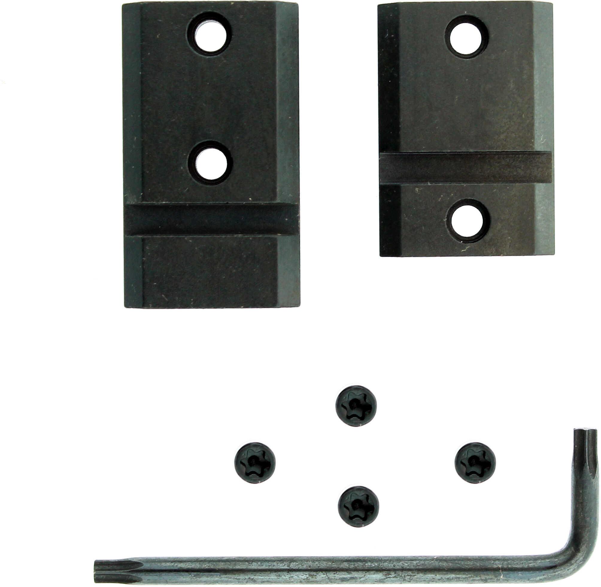 Leupold Base QRW Rem 700 2-Pc Matte Quick Release Weaver Style 49841