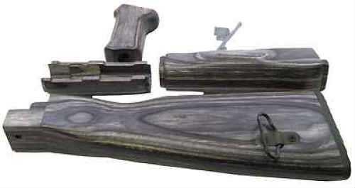 Tapco Ak 47 Romanian Wood Furniture Set Black Laminate Md Tim06000