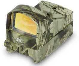 Compact Tactical Red Dot Reflex Sight Camo Md: Ddac