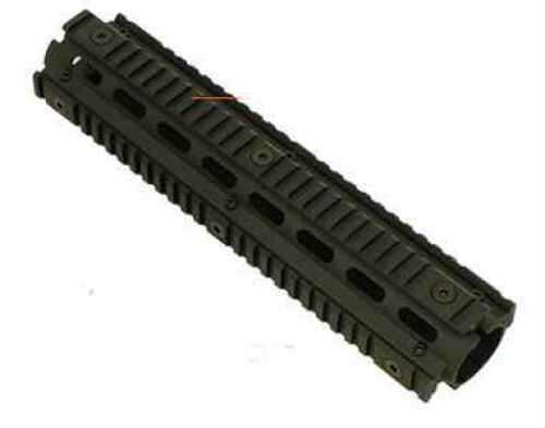 Handguard Rail AR15, Rifle Length, Quad Md: MAR4L