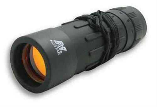 Monocular 12X25 Black, Ruby Lens Md: N1225R