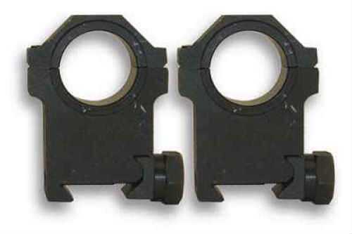 """30mm Rings Weaver, 1"""" Insert, Black Md: Rb24"""