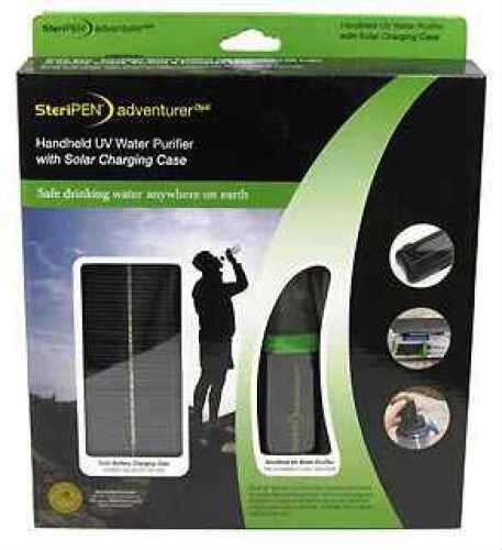 SteriPEN Adventurer Opti W/Solar Bundle Pack Md: ADOSC-Rp