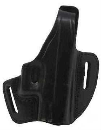Gold Line 2 Slot Pancake Holster for Glock 27, Black Md: B802-G27