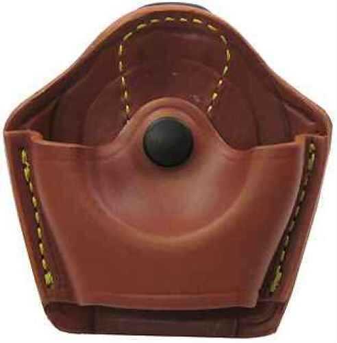 Gold Line Handcuff Case Chestnut Brown Md: 820