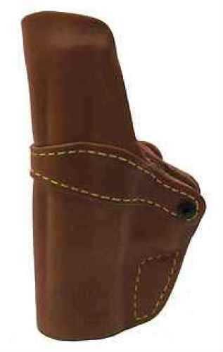 Gold Line Inside Trouser Holster, for Glock 27, Chestnut Brown Md: 810-G27