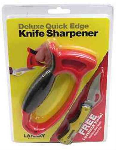 Lansky Sharpeners Deluxe Sharpener Knife Combo Md: LSTCN-045