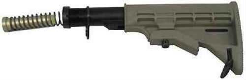 TapCo AR-15 T6 Collapsible Stock, Mil-Spec Dark Earth Md: STK09163-De