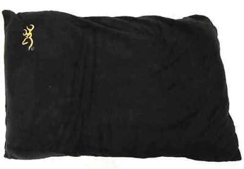 Browning Fleece Pillow Black Md: 7999101